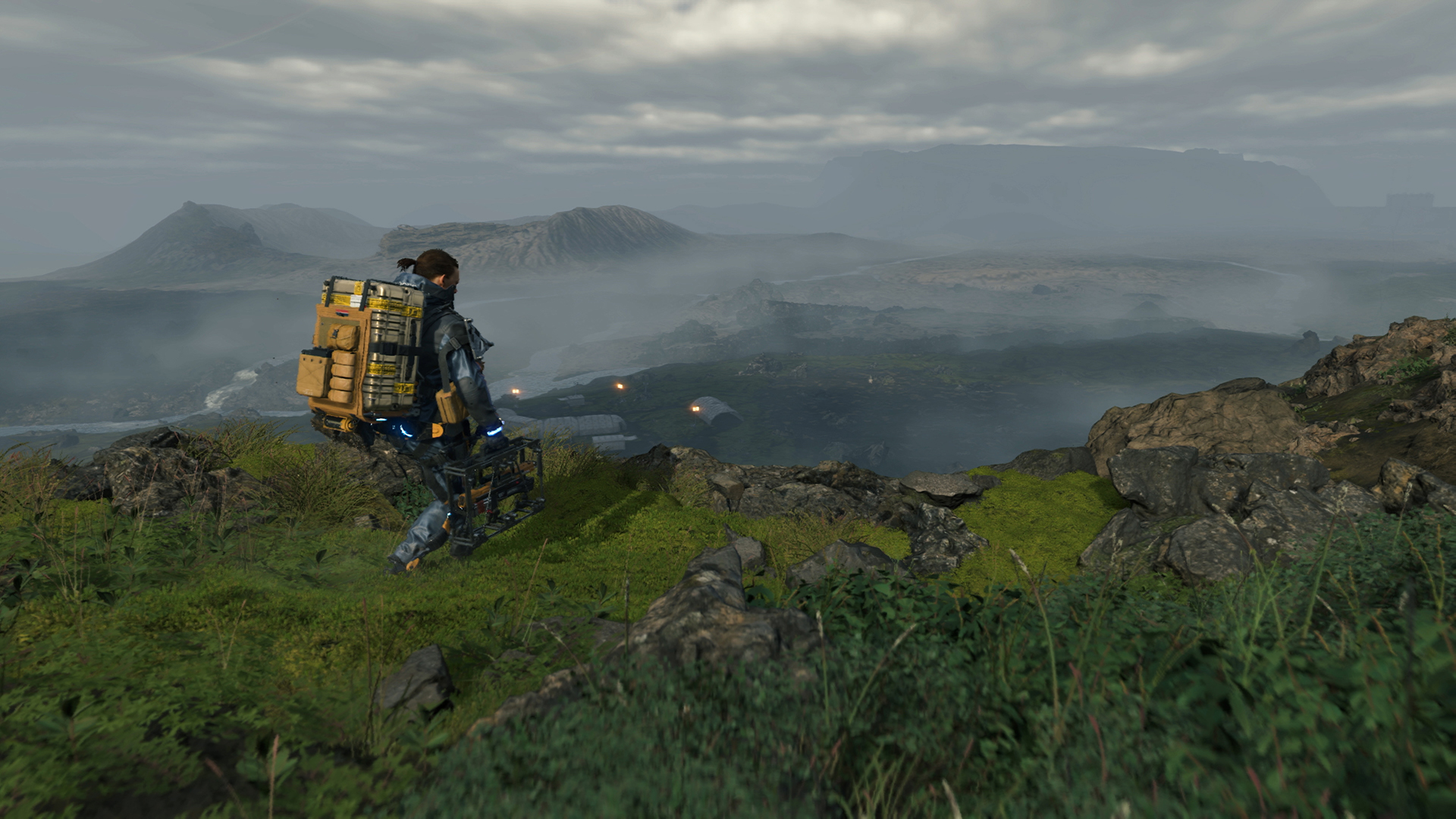 DLSS 2.0 will make a 4K60 monster out of your RTX 2060 in Death Stranding