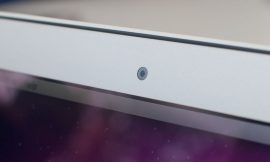 Apple says don't close your MacBook with a camera cover on