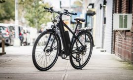 No, bikes aren't really slowing drivers down