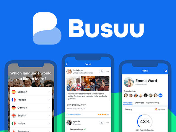 Daily Deal: Busuu Language Learning Premium Plus 2 Year Subscription