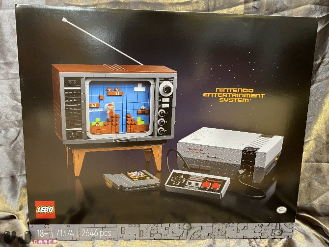 Nintendo and LEGO Are Teaming Up For 2,646-piece NES Set – WhatNerd