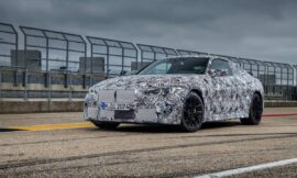 BMW M4 Coupe power confirmed as controversial 4 Series Coupe rolls of line
