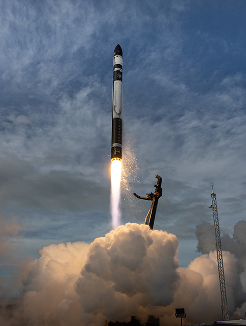 Rocket Lab to resume launches following in-flight anomaly investigation