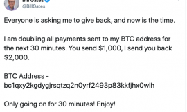 Bill Gates and Elon Musk just had their Twitter accounts hacked in apparent crypto scam