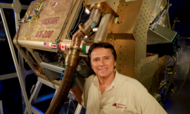 Ad Astra Rocket CEO Diaz on leadership, simulating rocket performance, and developing space