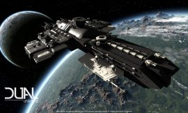 Dual Universe beta starts in August, will require a monthly subscription fee