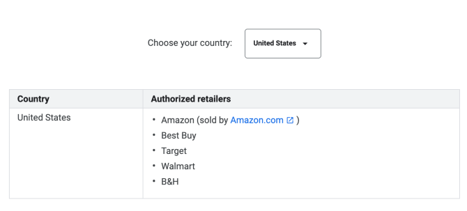 Google Store Price Matching Now Covers More Retailers