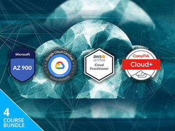 Daily Deal: The Complete 2020 Cloud Foundation Certification Bundle