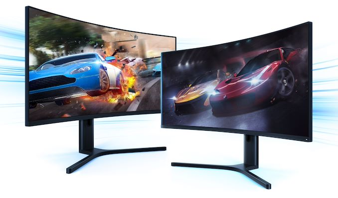 Xiaomi Releases 34″ WQHD 144Hz Curved Gaming Monitor for 399€