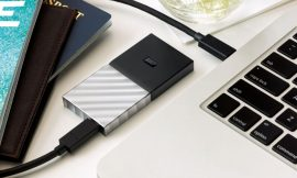Stock up on storage: Get a WD My Passport 512GB external SSD for $80