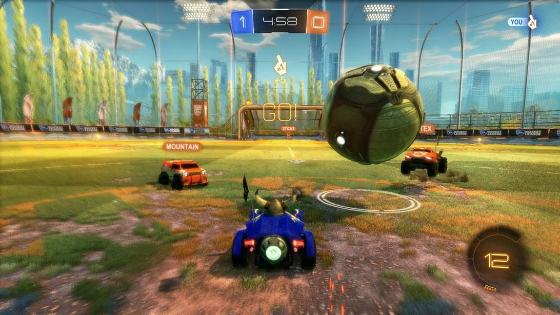 Rocket League shifts to free-to-play model this summer
