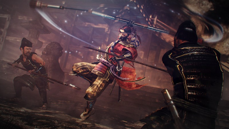 Nioh 2 DLC The Tengu's Disciple Is Out Today