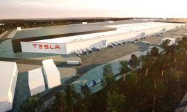 Tesla teases first look at its European Gigafactory and it's spectacular