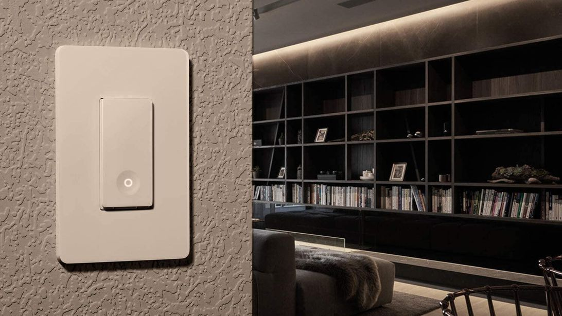 Save 30% on a 4-pack of Treatlife smart light switches