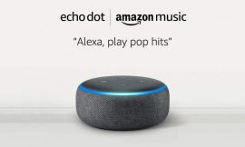 Grab an Echo Dot and Two Months of Amazon Music Unlimited for $21 – Review Geek