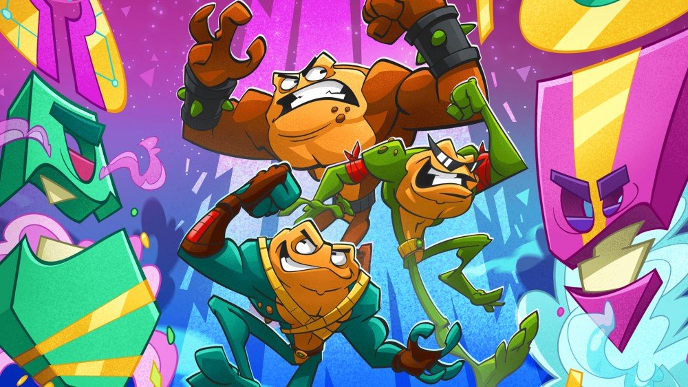 'Battletoads' Gets a Date and a Launch Trailer, Rare Gets Cheeky With GameStop – Review Geek