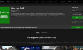 Microsoft No Longer Offers Xbox Live Gold as a Yearly Subscription – Review Geek