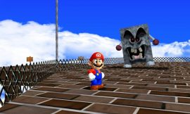 Modders Push 'Mario 64' to Look Like Its Incredible Promotional Art – Review Geek