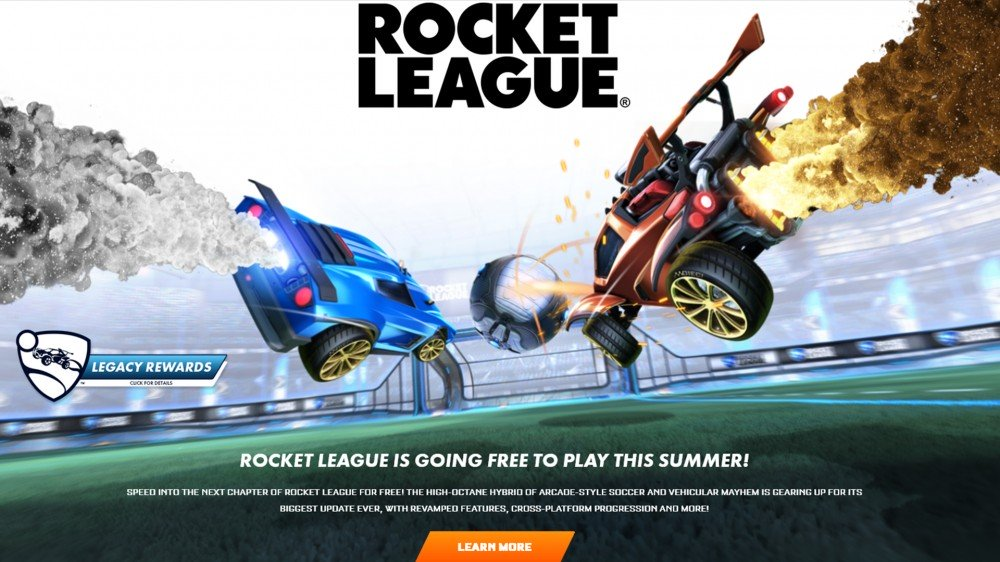 'Rocket League' Is Going Free to Play on All Platforms – Review Geek
