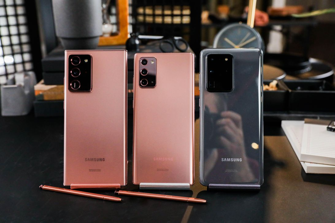 Galaxy Note 20 specs vs. Note 10 and Note 9: What's new and what's different