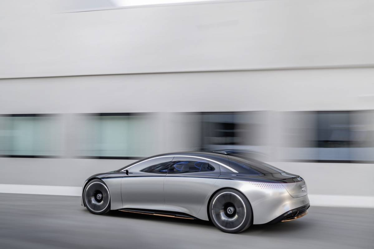 Mercedes EV battery deal should give new EQS Tesla-beating range