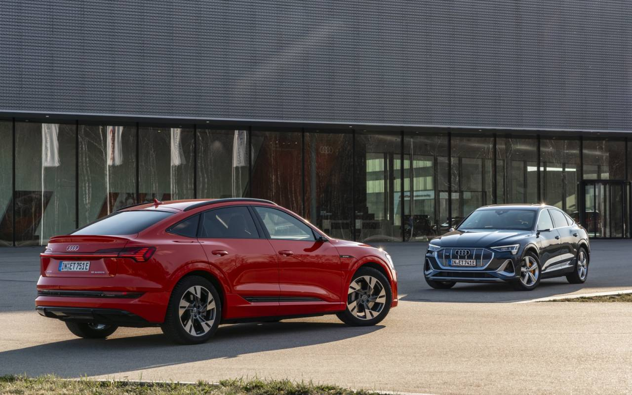2021 Audi e-tron SUV adds range and cuts starting price