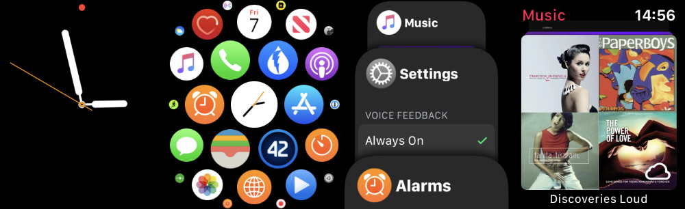 How to use Control Center on Apple Watch