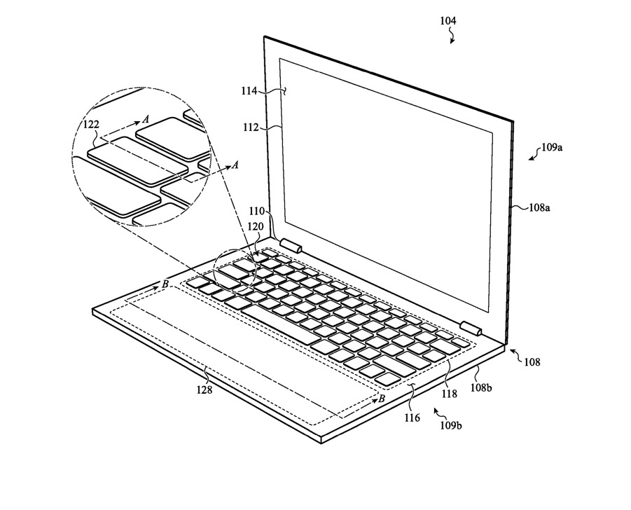 Future MacBook Pro trackpads may be larger, adjustable, and backlit