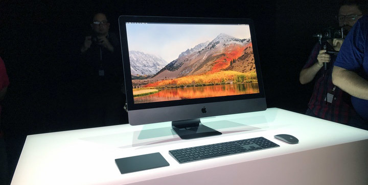 The high-end 27-inch iMac is more 'pro' than the iMac Pro is