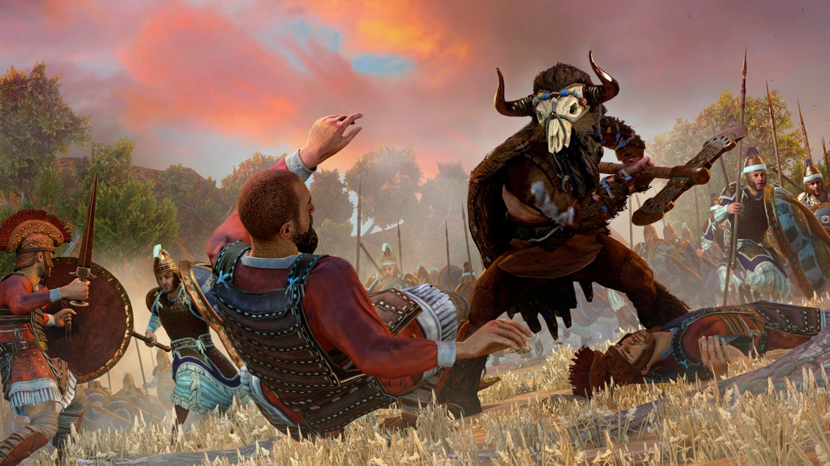 Epic is giving away A Total War Saga: Troy for free, but just for 24 hours today