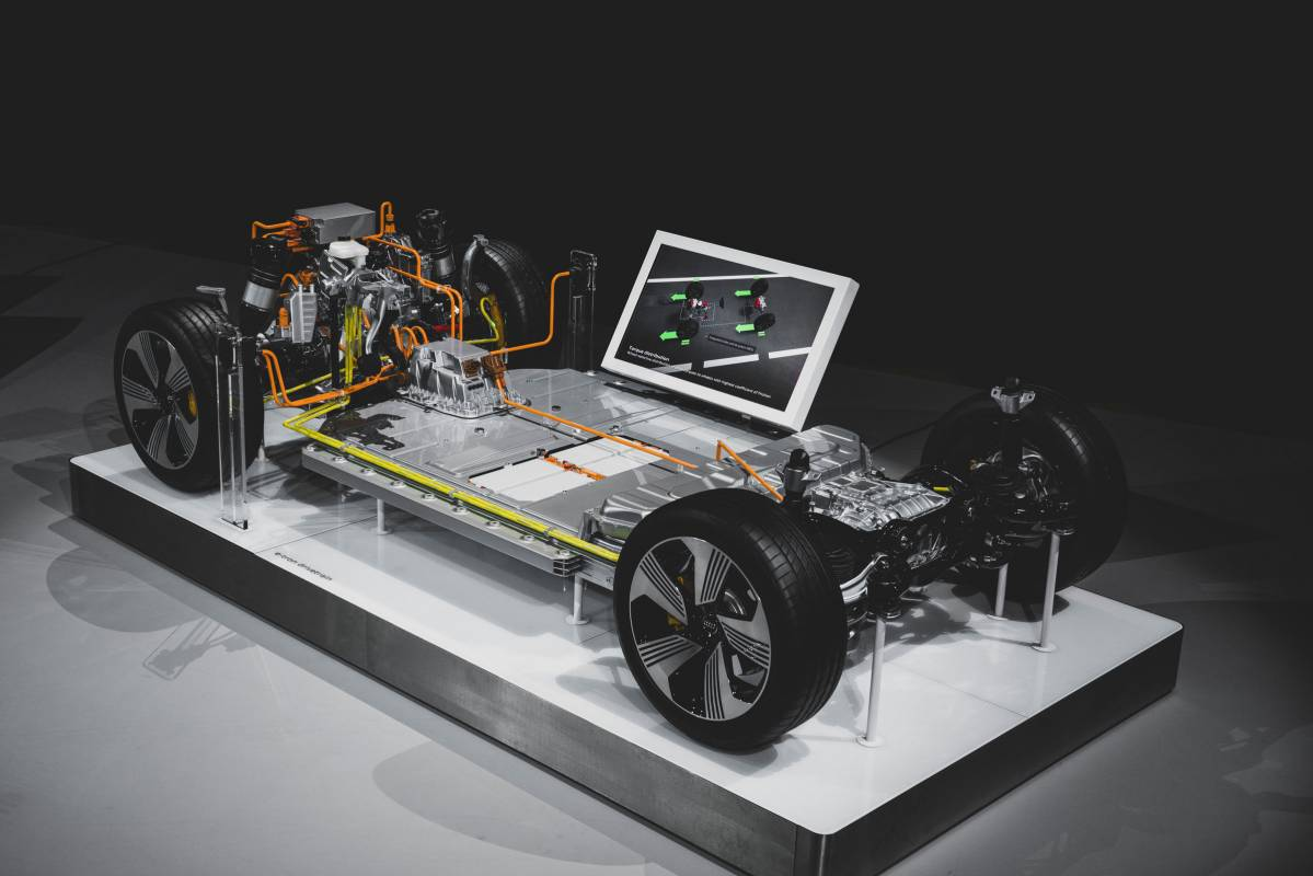 Audi brags about its future vehicle dynamics computer