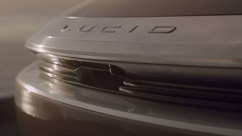 Electric car startup Lucid is challenging Tesla's anti-lidar stance
