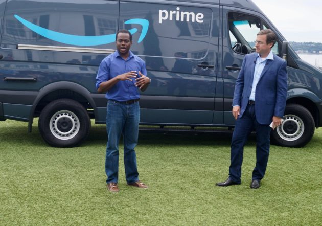 Amazon Delivery Service Partner program creates nearly 85K jobs, 1,300 small businesses in 2 years