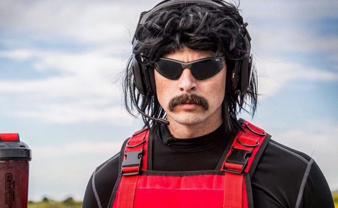 Dr Disrespect makes his streaming return on YouTube