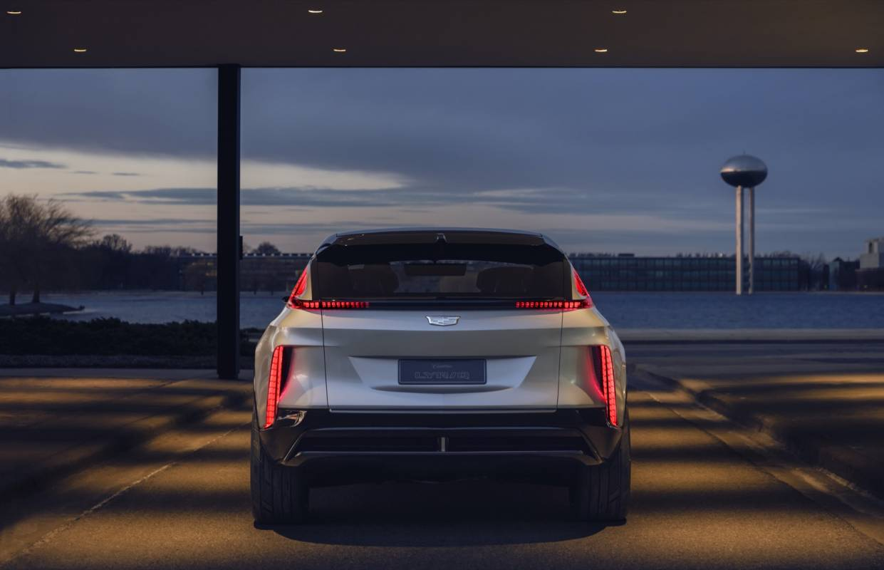 Cadillac Lyriq electric SUV promises drama, 300+ mile range, and a long wait