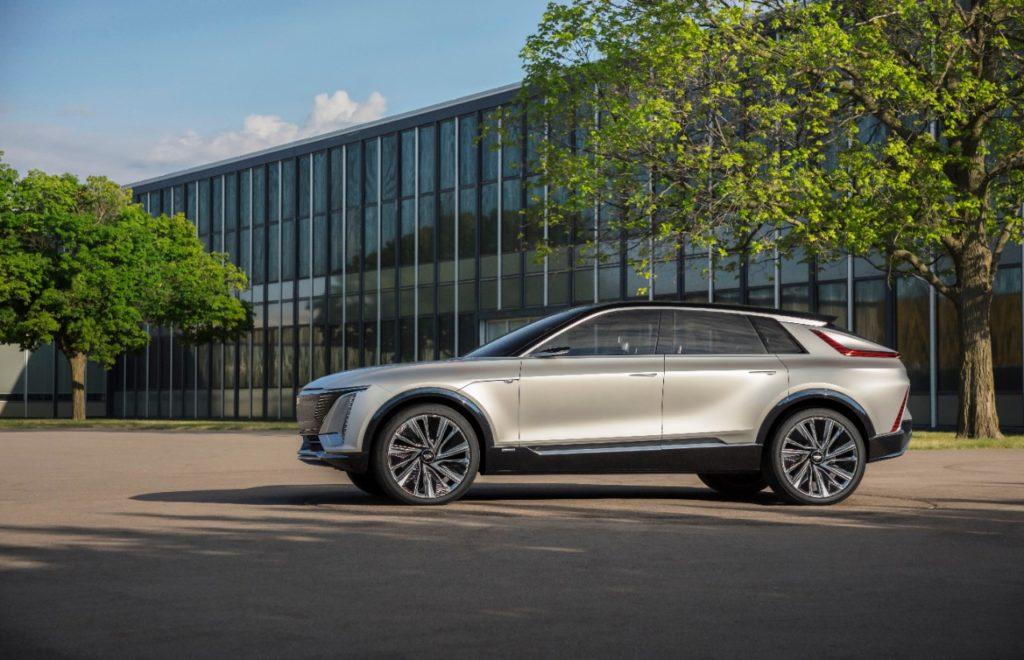 Cadillac Introduces Luxury Electric SUV