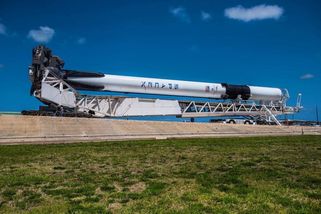 SpaceX's Elon Musk talks next goals for Falcon rocket reusability