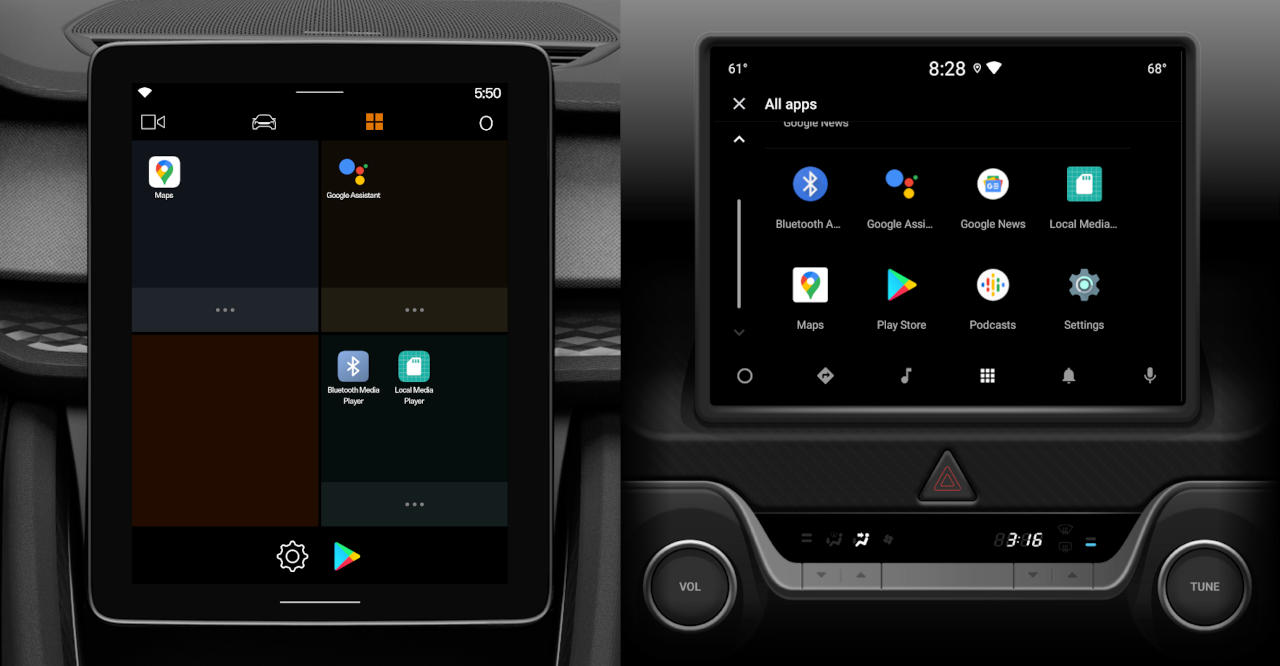 Android Auto finally adds more navigation apps, Automotive OS expanding