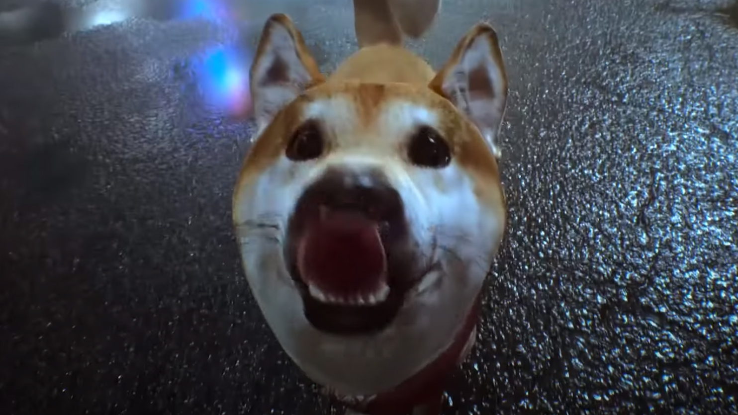 Ghostwire: Tokyo features yet another dog you can pet