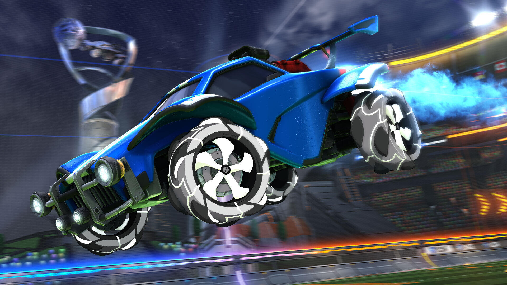 Here's how Rocket League's cross-platform progression will work