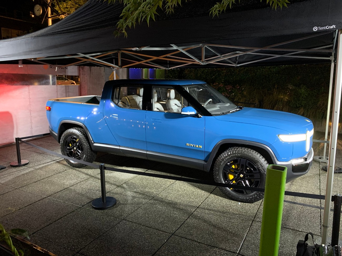 """Tesla's Elon Musk talks Rivian lawsuit, """"They're doing bad things, so we sued them"""""""
