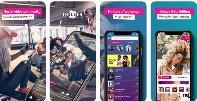 Hollywood's Triller sets its own rhythm even as it gains from TikTok troubles – TechCrunch