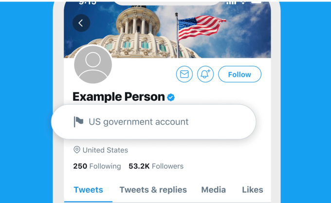 Twitter adds labels for government officials and state-controlled media – TechCrunch