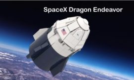 SpaceX fan creates LEGO Crew Dragon spacecraft, and it's pretty awesome