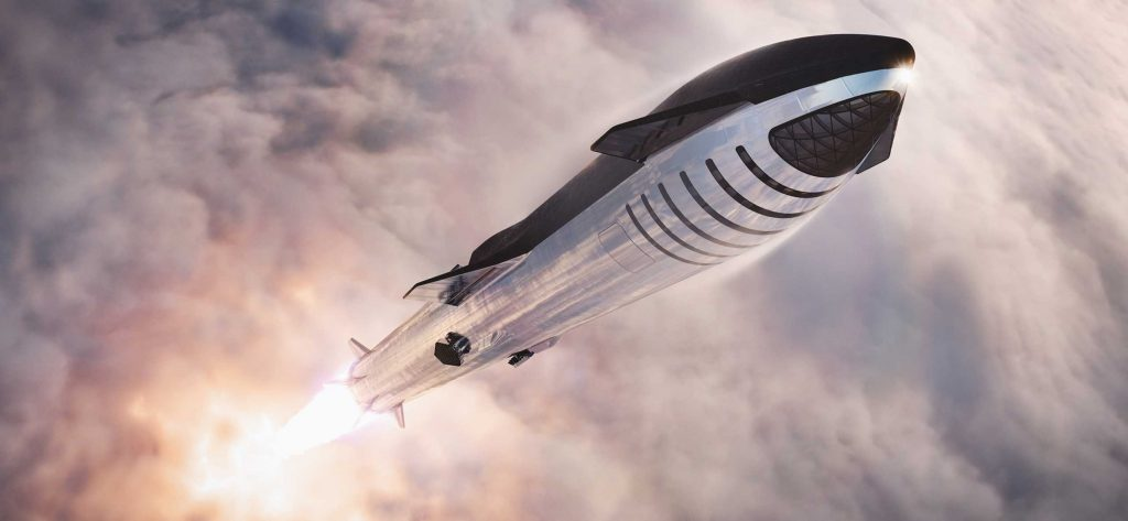 SpaceX Starship leaps towards Mars with picture-perfect hop debut