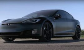 "Tesla's entire ""S3XY"" Performance fleet duke it out in all-out drag battle"