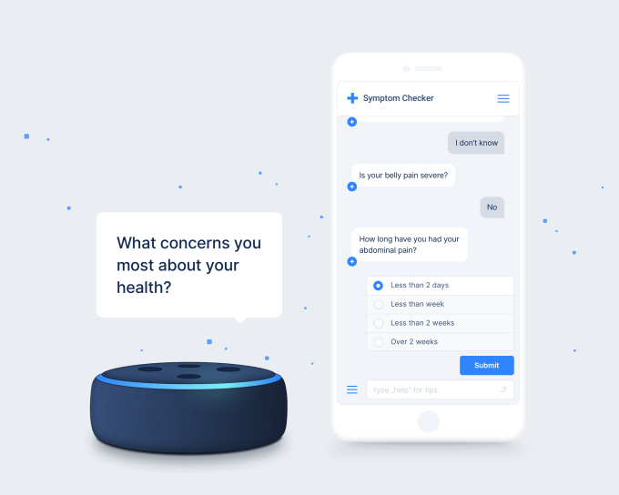 Infermedica scores $10M Series A for its 'AI-driven' diagnosis and triage platform – TechCrunch