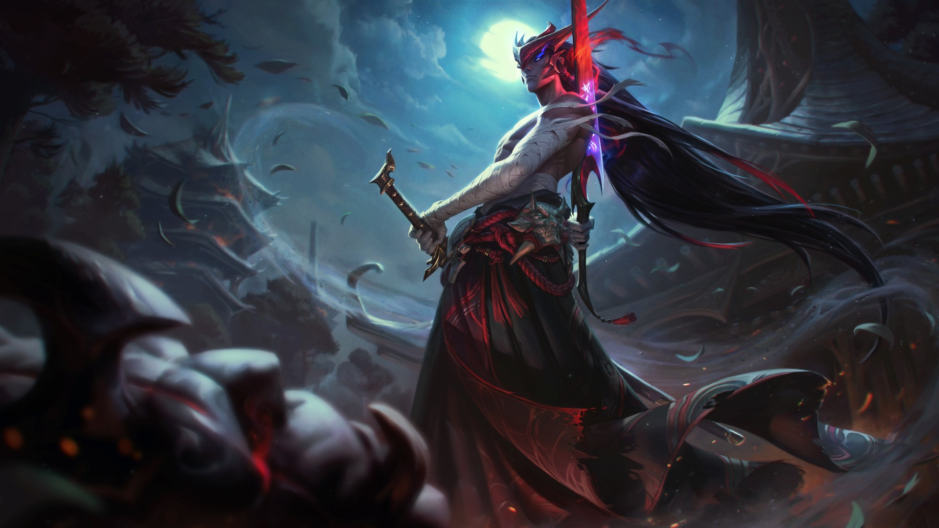 LoL Yone: Everything you should know about League of Legends Yone