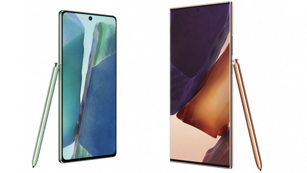 The Galaxy Note 20 and 20 Ultra are Samsung's Biggest, Fanciest Non-Fold Phones – Review Geek