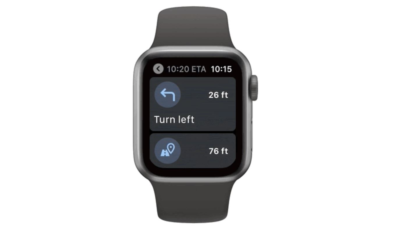 Google Maps returns to Apple Watch and gets important CarPlay feature